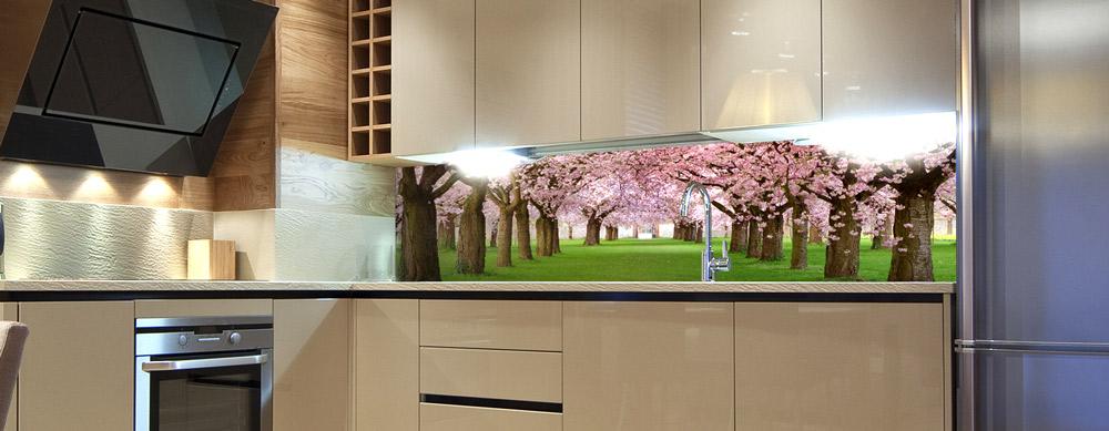 Fototapeta do kuchyne stromy ceresna