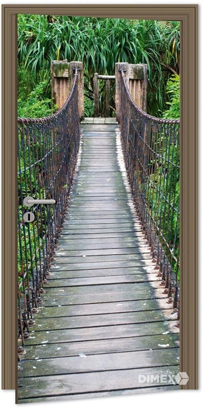 Fototapeta nadvere most
