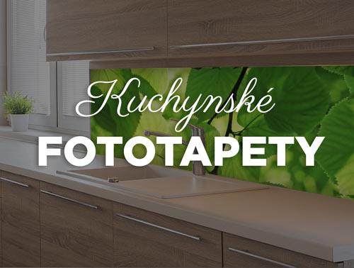 Kuchynské fototapety
