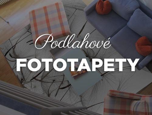 Podlahové fototapety informácie