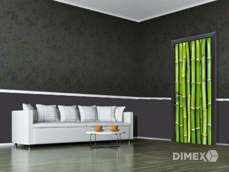 Fototapeta na dvere Bambus